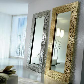 17 best images about espejos on pinterest manualidades for Espejos pequenos decorativos