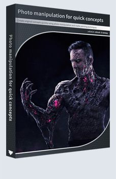 Learn how to quickly turn ordinary photographs into new concepts with this handy eBook on photo manipulation and matte painting techniques. Featuring tutorials from Mark Kolobaev, Rotyslav Zagornov, David Roya, and Mathieu 'FreaksFx' Roszak.   https://shop.3dtotal.com/training/training-ebooks-photoshop/photo-manipulation-download-only.html
