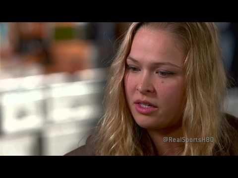 Ronda Rousey Profile: Real Sports (HBO) #LefthandersIntl - http://Left-handersInternational.com