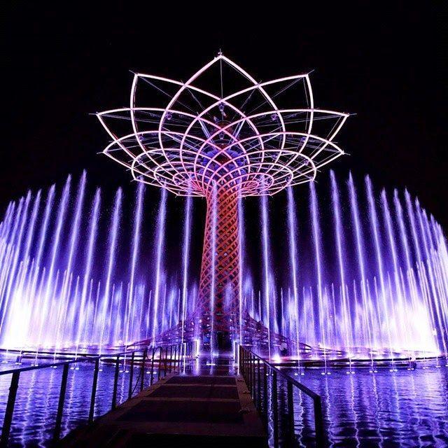 Milano | Zona Expo – I padiglioni quasi tutti pronti | Urbanfile Blog