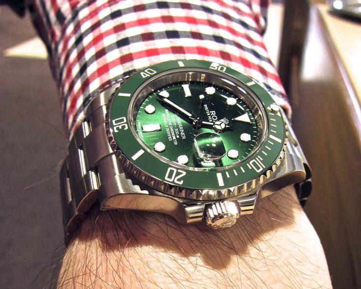 Sportswatchblogger - Der Sportuhren Blog : Rolex Submariner Date Referenz 116610 LV