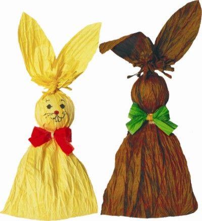 kreativ ötletbörze: Húsvéti kézműves ötletek