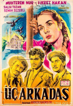 Üç Arkadaş (1958)