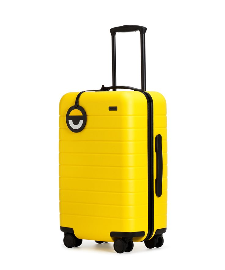 This limited edition collab features classic Away luggage ...