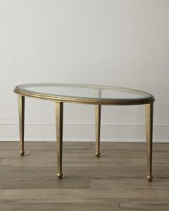 Coffee Table:Antique Oval Glass Coffee Table Sets Coffee Table:  Extraordinary Small Oval Coffee