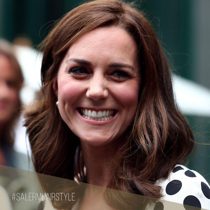 Kate Middleton se atreve con un corte de cabello nuevo algo más corto, siguiendo las tendencias marcadas por los long bobs 😉 ¿Será el peinado más copiado? 👌  #SalermCosmetics #SalermHairstyle #KateMiddleton #Longbob #HairCut #Corte #Cabello #Hairstyle #Look #Peinados #Recogidos