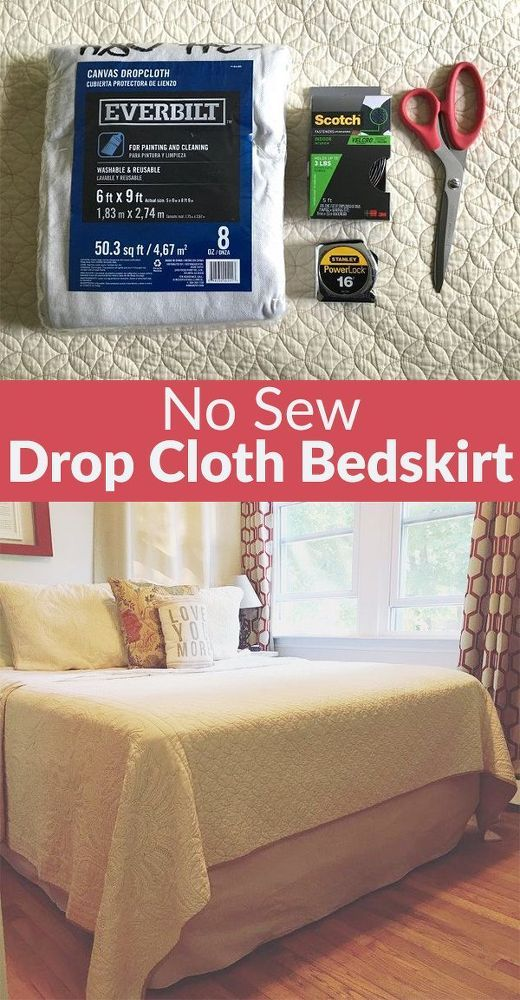 Make your bedroom look sleek and stylish in 1 hour!