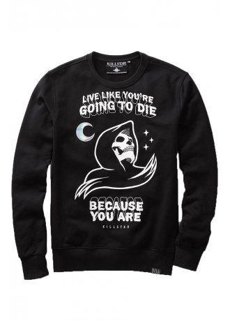 Killstar Certain Death Sweatshirt, £39.99