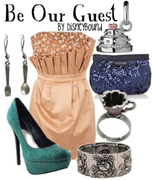 be our guest <3