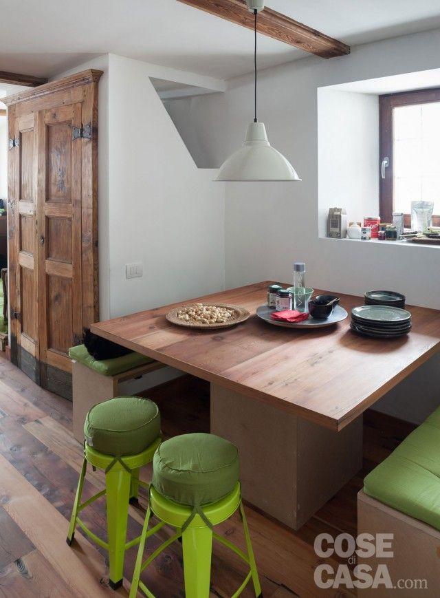 oltre 25 fantastiche idee su panche da cucina su pinterest ... - Panche Per Cucina