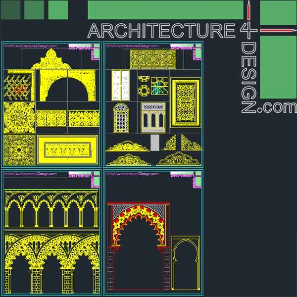 19 best images about islamic decoration symbols for for Architecture design com