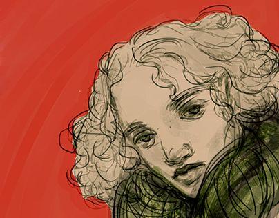 """Check out new work on my @Behance portfolio: """"Autoportrait"""" http://be.net/gallery/32030567/Autoportrait"""