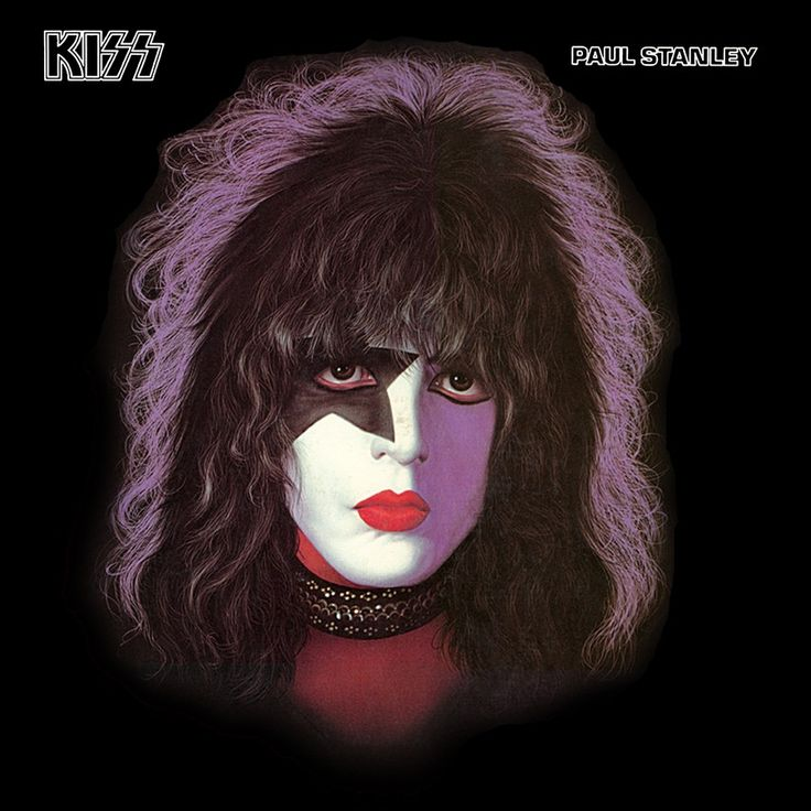 Paul Stanley (1978). One of my all time favorite albums.