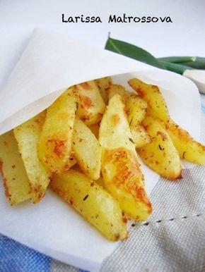 Картошка по-деревенски - кулинарный рецепт
