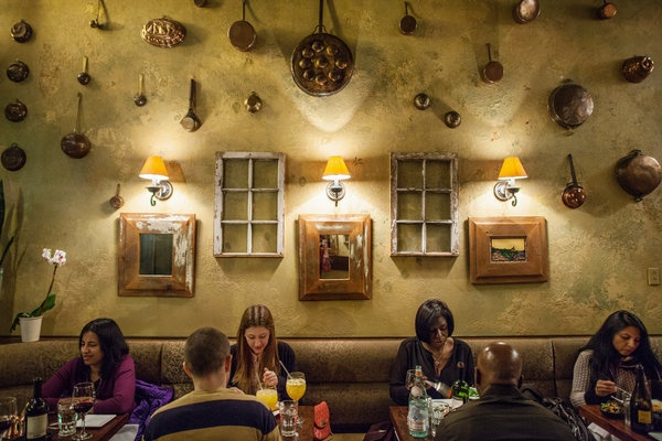 Samba Restaurant, Montclair