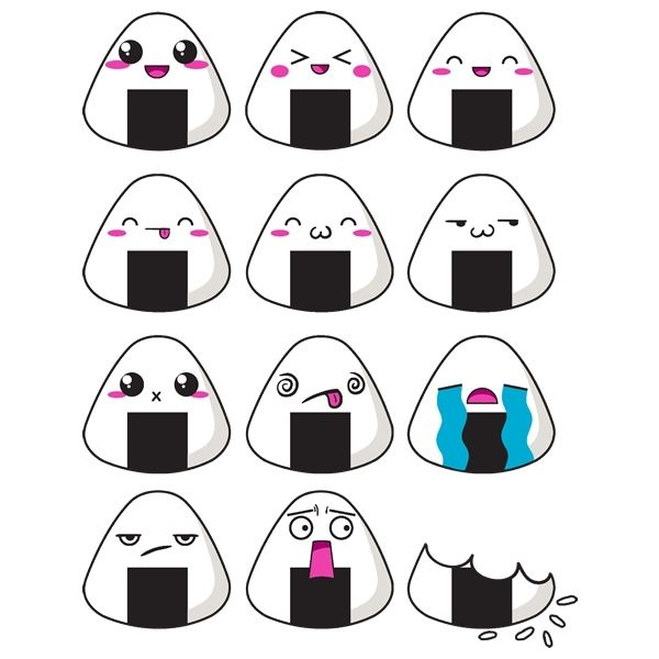 how to make onigiri triangle