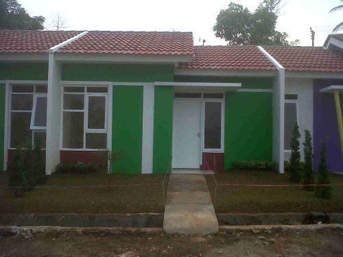 RUMAH MINIMALIS KPR SUBSIDI PURI HARMONI 6 JL RAYA CILEUNGSI -JONGGOL, SITU SARI Cileungsi » Bogor » Jawa Barat