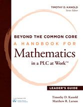 This book is a dedicated cohort committed to quality instruction for all students is the primary characteristic of successful professional learning communities (PLCs). In this paradigm, team members meet many times within each instructional period to set goals and develop assessments as well as to review what worked and why. This process leads to evidenced-based decisions that should improve pedagogy as students advance to subsequent units.
