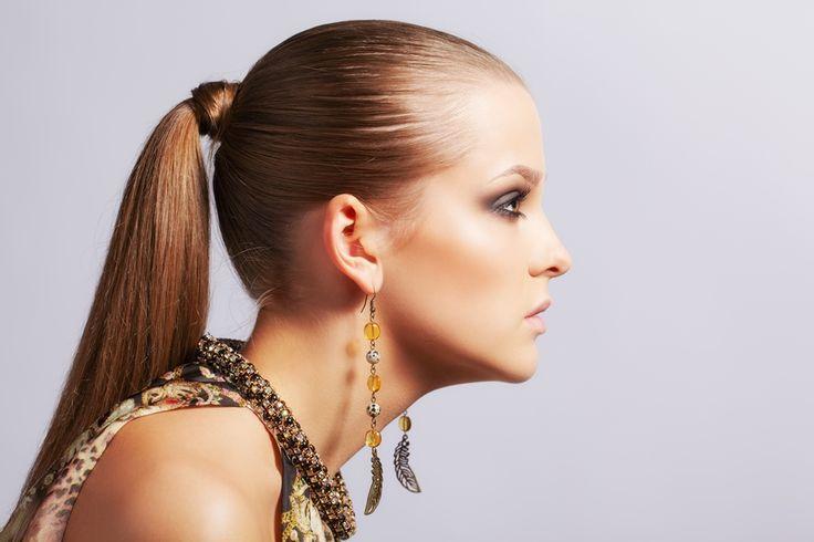 awesome 50 Идей, как сделать красивый хвост на длинные волосы — Новые идеи привычной прически (фото)