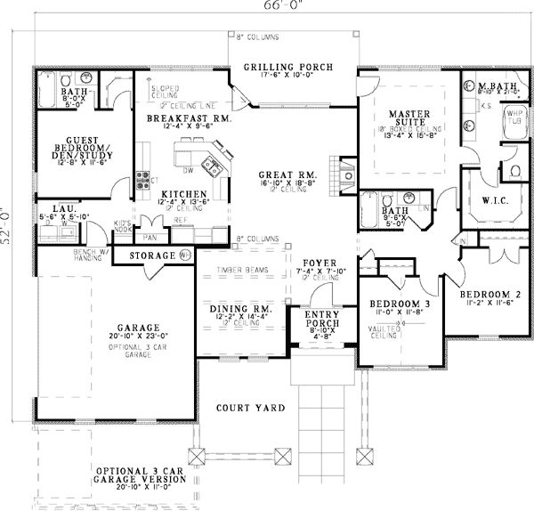 Plan 59868ND: Tuscan Villa. New House PlansDream ...