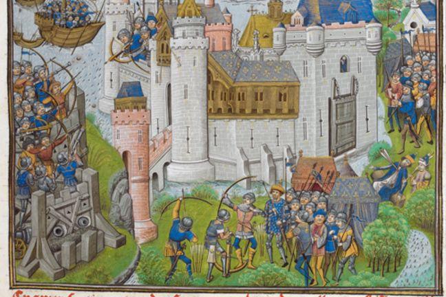 The Siege of Harfleur - Agincourt 1415 - University of Southampton
