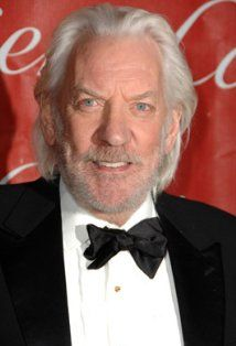 Donald Sutherland - you da man!
