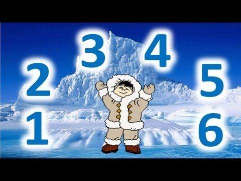 Chanson - La danse des esquimaux