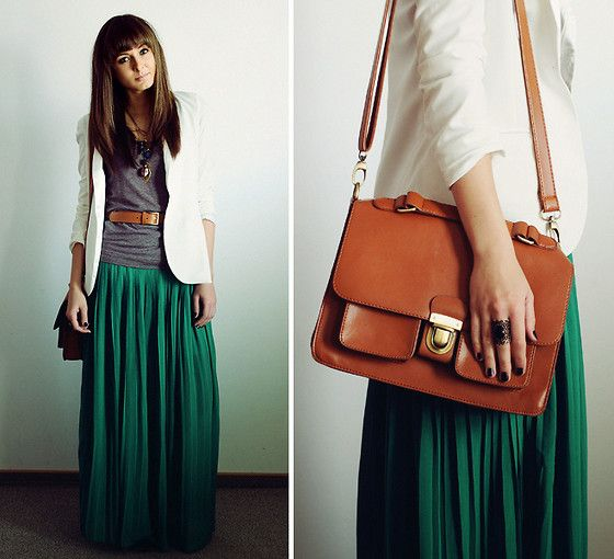 135 best How to Wear a Maxi Skirt/dress images on Pinterest | Long ...