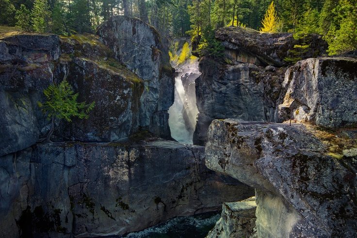 Nairn Falls (Pemberton, BC)