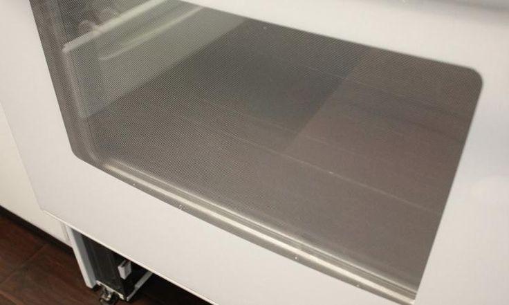Impossible de nettoyer entre les vitres du four? C'est que vous ne connaissez pas ce truc génial!