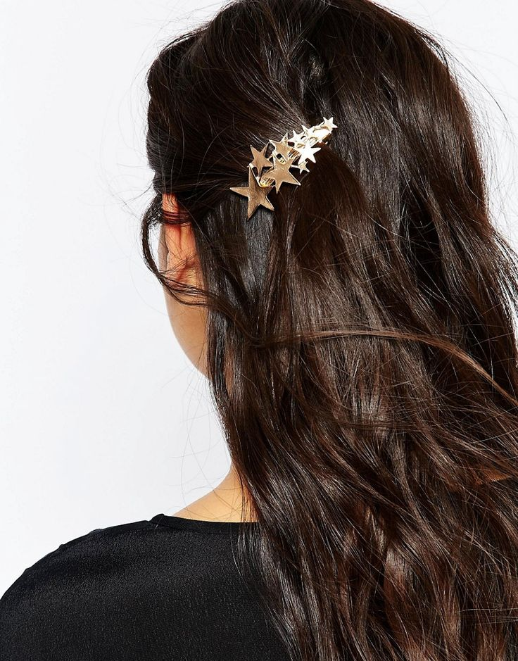 Asos reclaimed vintage stars hairclip