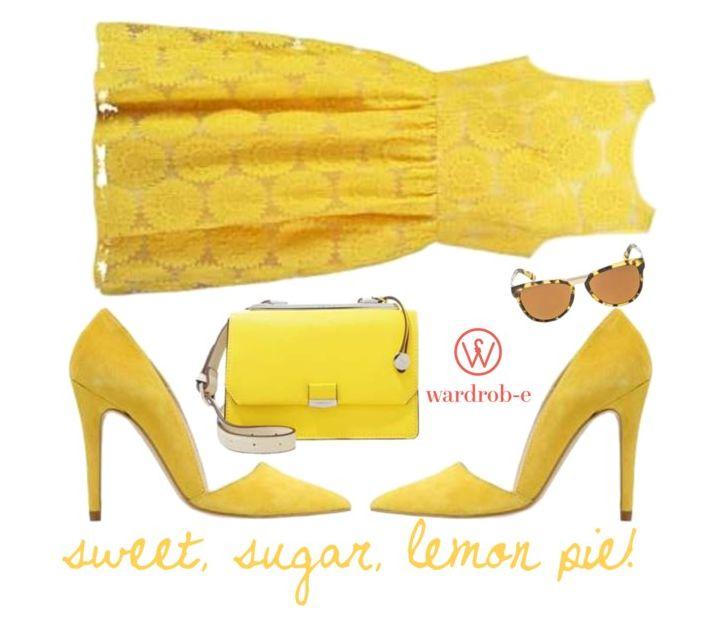 sweet, sugar, lemon pie!