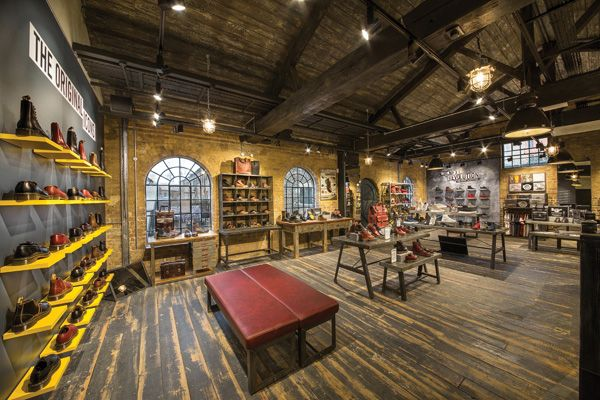 Project: Dr. Martens, Camden - Retail Focus - Retail Blog For Interior Design and Visual Merchandising