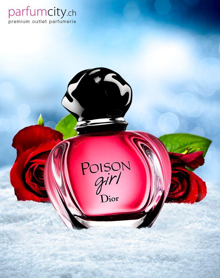 Ein blumiges, süßlich-freches Parfum, das Sie sofort süchtig macht Christian Dior Poison Girl