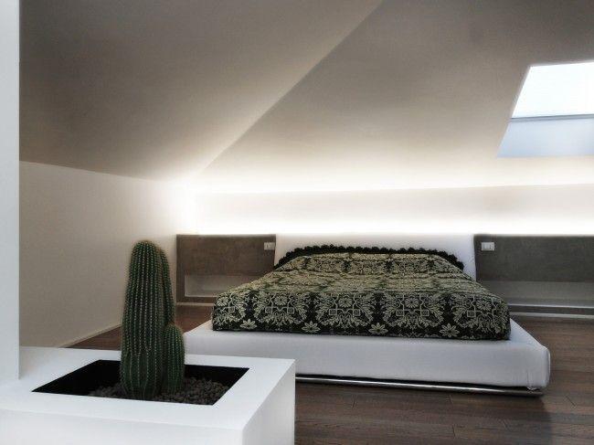 master bedroom | appartamento 1317 | Rome | Bicuadro Architects | 2014