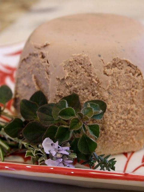 Jacque Pepin Recipe for Chicken Liver Pate with Cognac!