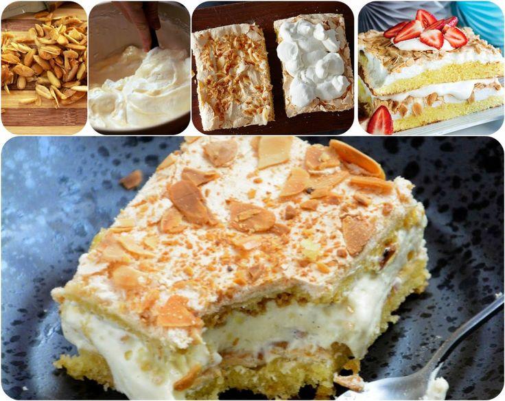Cu ceva timp în urmă, această prăjitură a fost votată prăjitura națională a Norvegiei, sub denumirea de verdens beste – cea mai bună din lume. Și d