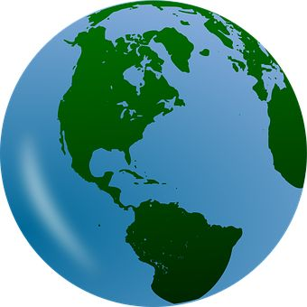 Earth, Globe, Planet, World