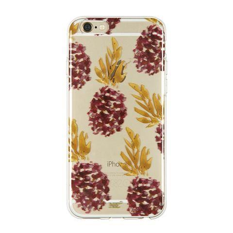 Ananas iPhone case by NUNUCO® #iphonecase #nunucodesign