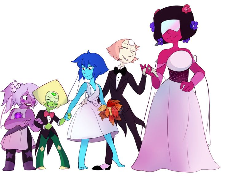 WE'RE ALL GONNA MARRY EACHOTHER!