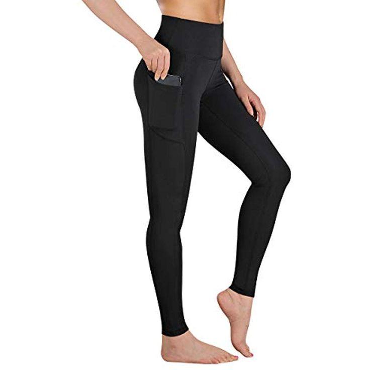 Gimdumasa High Waist Leggings Damen Sport Fitness Yogahose Lange Blickdicht Legg… – Sport Freizeit