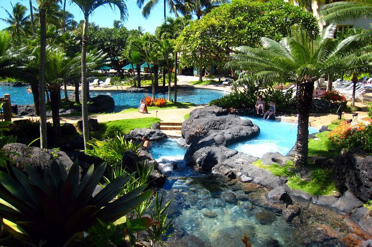 Grand Hyatt Kauai Resort and Spa - Google Search