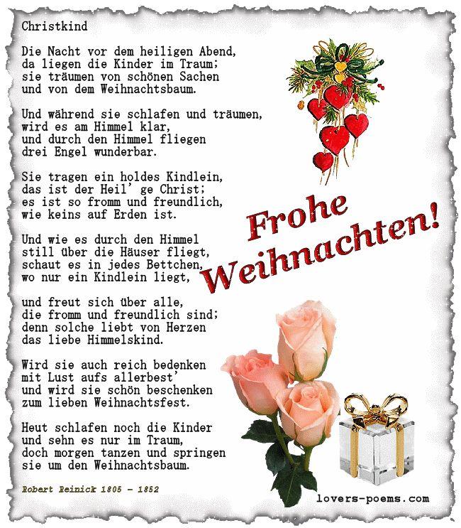 lustige weihnachtsgedichte für hunde   Gedichte/Poesie - Forum
