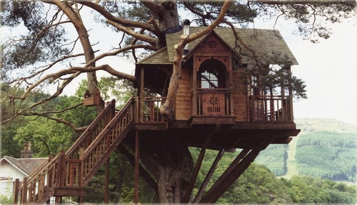 Grown-Up Tree House 5 star hotel & exclusive use wedding venue Scotland, luxury accommodation Scotland