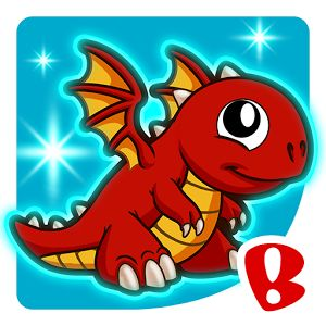In this game there are dozens of adorable dragons to raise and a magical island you can build in the sky. Read: Pokemon, Eragon, Seraphina