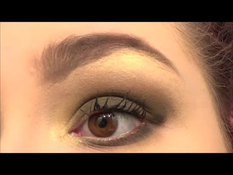 Quicktorial: Easy Classic BROWN SMOKY EYES ft TheBalm Nude Tude!