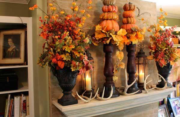Arranjos De Outono Decora 231 227 O De Outono Inverno Pinterest