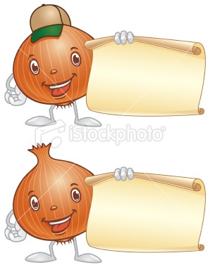 http://www.istockphoto.com/stock-illustration-23748463-onion-holding-paper-sign.php