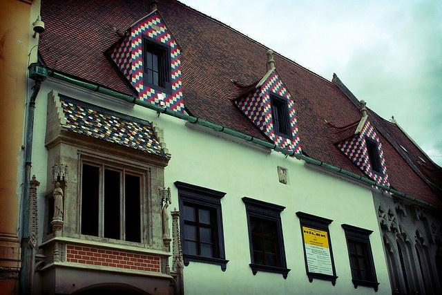 Bratislava, Slovakia.     Slovakia is so pretty, I want to travel there someday.