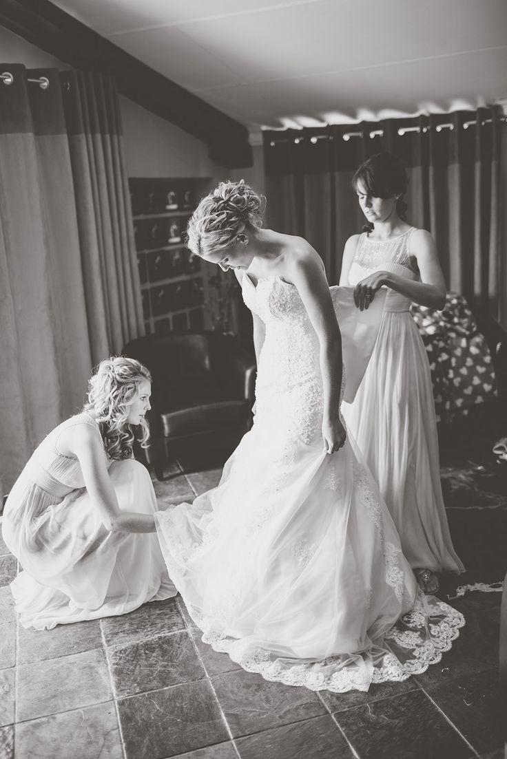 rustic wedding-bridesmaids